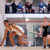 2012 Ivy League Scrimmages: Diya Kumar (Columbia) and Megan Murray (Harvard)