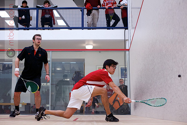 2012 Ivy League Scrimmages: Alex Hsu (Brown) and Ash Egan (Princeton)
