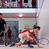 2012 Ivy League Scrimmages: Vivek Dinodia (Princeton) and Chris Holter (Brown)