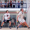 2012 Ivy League Scrimmages: Chris Holter (Brown) and Alex Kurth (Dartmouth)