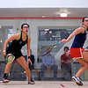 2012 Ivy League Scrimmages:Sarah Mumanachit (Harvard) and Camille Lanier (Penn)