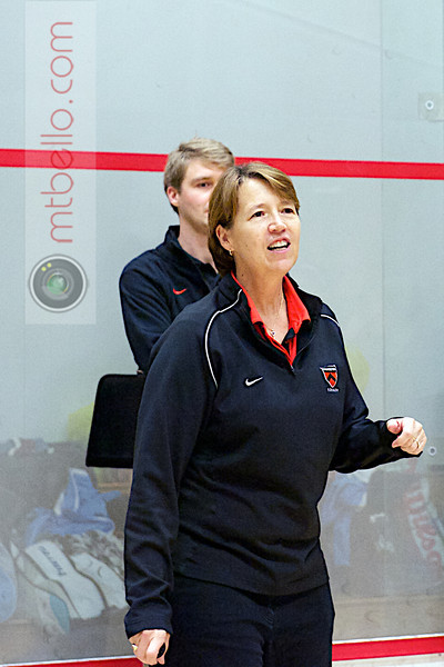 2012 Ivy League Scrimmages: Gail Ramsay (Princeton)