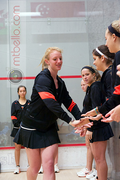 2012 Ivy League Scrimmages: Alexandra Lunt (Princeton)
