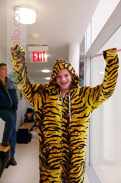 2012 Ivy League Scrimmages: Princeton fan
