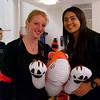 2012 Ivy League Scrimmages: Alexandra Lunt (Princeton) and Nicole Bunyan (Princeton)