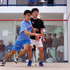 2012 Ivy League Scrimmages: Kyul Rhee (Columbia) and Nigel Koh (Harvard)