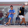 2012 Ivy League Scrimmages: Jason Michas (Harvard) and Andrew Tan (Columbia)