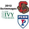 2012 Ivy League Scrimmages - M8s: Ryan Todd (Cornell) and Michael Mutscheller (Penn)