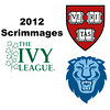 2012 Ivy League Scrimmages - W6s: Eliza Calihan (Harvard) and Morgan Strauss (Columbia)