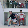 2012 Men's College Squash Association National Team Championships: Neil Martin (Yale) and Arjun Gupta (Cornell)