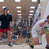 2012 Men's College Squash Association National Team Championships: Thomas Mattsson (Penn) and Robert Burns (Bates)