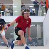 2012 Men's College Squash Association National Team Championships: Hunter Abrams (Navy) and Blake Reinson (Brown)