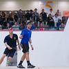 2012 Men's College Squash Association National Team Championships: Gabriel De Melo (Franklin & Marshall) and Benjamin Fischer (Rochester)