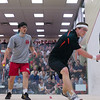 2012 Men's College Squash Association National Team Championships: Nicholas Sachvie (Cornell) and Todd Harrity (Princeton)