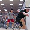 2012 Men's College Squash Association National Team Championships: Nicholas Sachvie (Cornell) and Todd Harrity (Princeton)