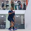 2012 Men's College Squash Association National Team Championships: Edgardo Gonzalez (Hobart) and Michael Abboud (Tufts)