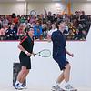 2012 Men's College Squash Association National Team Championships: Matthew Mackin (Trinity) and Stephen Harrington (Princeton)