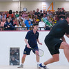 2012 Men's College Squash Association National Team Championships: Matthew Mackin (Trinity) and Stephen Harrington (Princeton)
