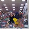 2012 Men's College Squash Association National Team Championships: Vikram Malhotra (Trinity) and Todd Harrity (Princeton)