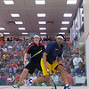 2012 Men's College Squash Association National Team Championships: Vikram Malhotra (Trinity) and Todd Harrity (Princeton)