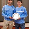 2012 Men's College Squash Association National Team Championships: 2012 Barnaby Award (Most Improved Team) Columbia - Tony Zou