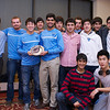 2012 Men's College Squash Association National Team Championships: 2012 Barnaby Award (Most Improved Team) Columbia