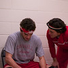 2012 Men's College Squash Association National Team Championships: Thomas Spettigue and Nick Sachvie (Cornell)