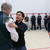 2012 Men's College Squash Association National Team Championships: Paul Assaiante (Trinity) and Peter Yik (Princeton)