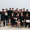 2012 Men's College Squash Association National Team Championships: - 2012 Potter Cup Champions