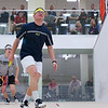 2012 Men's College Squash Association National Team Championships: Andrew McGuinness (Navy) and Brad Thompson (Brown)