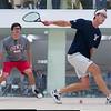 2012 Men's College Squash Association National Team Championships: Ryan Dowd (Yale) and William Hartigan (Cornell)