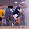 2012 NESCAC Championships: Addi DiSesa (Middlebury) and Nick Marks (Williams)