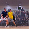2012 NESCAC Championships: Taylor Foehl (Williams) and Spencer Hurst (Middlebury)