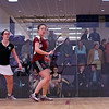 2012 NESCAC Championships: Myriam Kelly (Bates) and Alden Drake (Bowdoin)