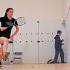 2012 NESCAC Championships: Martha Reiser (Amherst) and Gibbs Cullen (Williams)