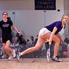 2012 NESCAC Championships: Lena Rice (Amherst) and Carolyn Kaemmer (Williams)