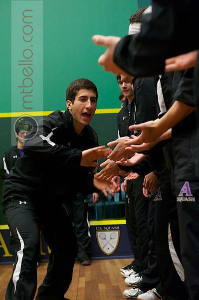 2012 NESCAC Championships: Scott DeSantis (Amherst)