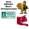 2012 NESCAC Men's Championships: #1s - Vikram Malhotra (Trinity) and Robert Burns (Bates)