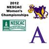 2012 NESCAC Women's Championships:  #5s - Caroline Sawin (Williams) and Sarah Nyirjesy (Amherst)