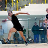 2012 Pioneer Valley Invitational: Caroline Nightingale (Haverford) and Clair Oblamski (Smith)