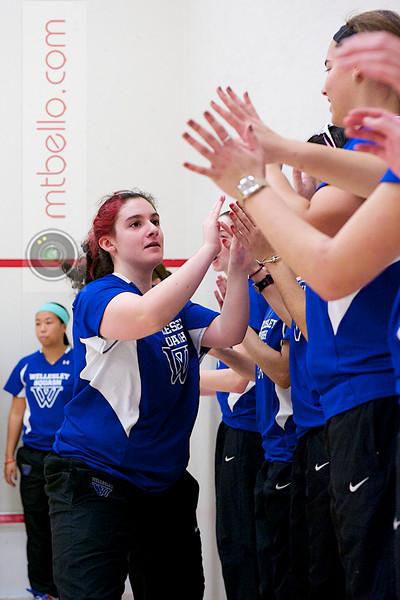 2012 Pioneer Valley Invitational: Sara Del Balzo (Wellesley)