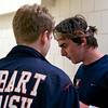 2012 Pioneer Valley Invitational: Corey Kabot (Hobart) and Daniel Pelaez (Hobart)