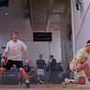 2013 College Squash Individual Championships: Blake Reinson (Brown) and James Kacergis (Navy)