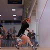 2013 College Squash Individual Championships: Kerrie Sample (Stanford) and Rachel Leizman (Princeton)