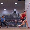 2013 College Squash Individual Championships: Reyna Pacheco (Columbia) and Chloe Blacker (Penn)