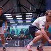 2013 College Squash Individual Championships: Richard Dodd (Yale) and Omar Sobhy (George Washington)