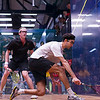2013 College Squash Individual Championships: Amr Khaled Khalifa	(St. Lawrence) and Todd Harrity (Princeton)<br /> <br /> Published on page 24 of Squash Magazine (December 2013)