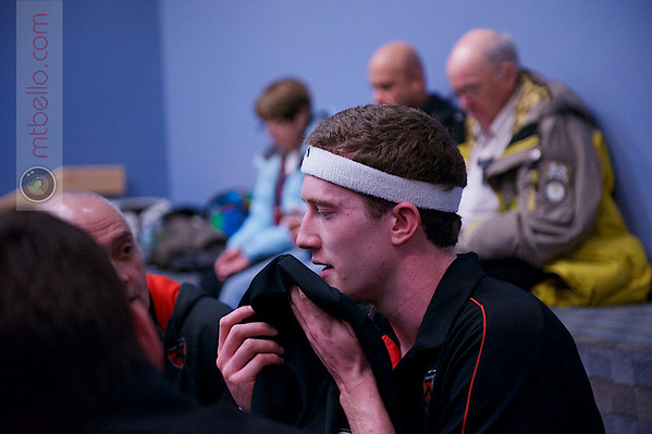 2013 College Squash Individual Championships: Todd Harrity (Princeton)