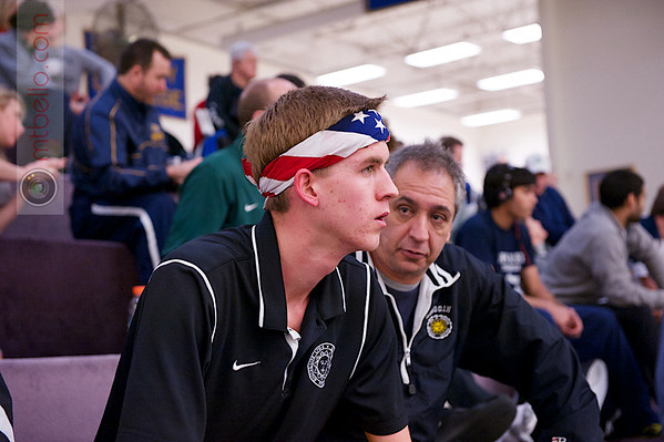 2013 College Squash Individual Championships: Andrew Hilboldt (Bowdoin)