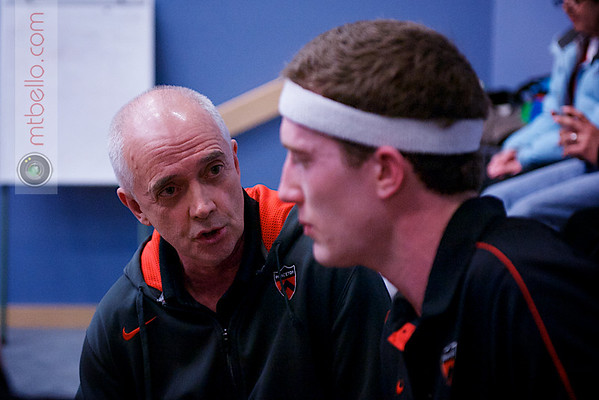 2013 College Squash Individual Championships: Neil Pomphrey and Todd Harrity (Princeton)